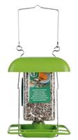 Esschert Design Voederschaal met dakje voor fles /