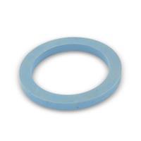 Afdichtring koppeling extra dik blauw 4mm