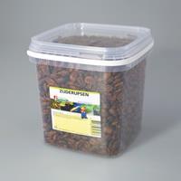 nerus Zijderupsen 10 mm 2.5 liter