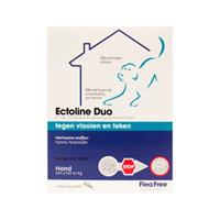Ectoline Duo Hond 2-10 kg - 2 pipetten