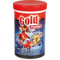 flamingo Gold vlokvoer goudvis 1000ml