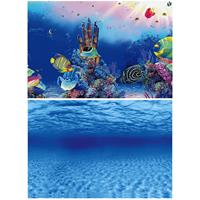 SuperFish deco poster f1 60x30 cm
