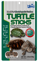 Hikari reptile turtle sticks 120 gr