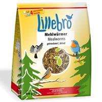 Meelwormen Gedroogd - Dubbelpak: 2 x 500 g