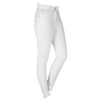 rijbroek Trento dames nylon wit
