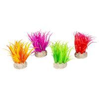 aquadella Aqua Della Decor Plant Hair Grass - Aquarium - Kunstplant - 6 cm Assorti