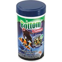 Vissenvoer Tablets Bottom voor bodemvissen - 250ml 250 ml Flamingo