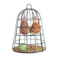 esschertdesign Esschert Design vogelvoerbeschermkooi inclusief vogelvoer
