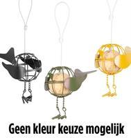 BEST FOR BIRDS vetbolhouder vogel assorti