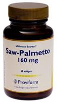 Proviform Saw Palmetto Extract Softgels