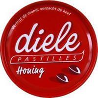 Diele Pastilles Rood Honing
