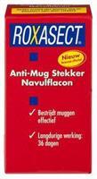 Roxasect Anti mug stekker actieverpakking 2 navulverpakking 1st