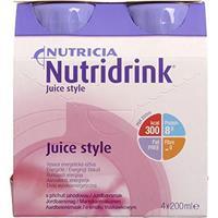 Nutridrink Juice Style Aardbei