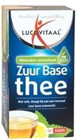 Lucovitaal Zuur Base Thee