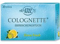 Colognettes Lemon (20st)
