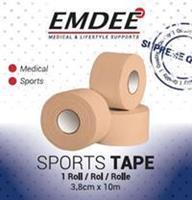 Emdee Sporttape Huid
