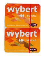 Wybert Keelpastilles Honing Duopack
