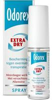 Odorex Extra Dry Pompspray (30ml)