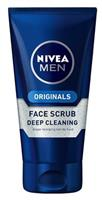 niveamen Nivea Men Deep Cleaning Face Scrub