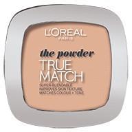 L'Oreal Paris True Match -W5 Golden Sand Foundation Powder