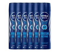 Nivea Men Deospray Deodorant - Fresh Active 150 ml