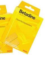 Betadine Desinfectiepleistersstrip 1m x 6cm