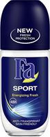 Deodorant Roller Sport Energizing Fresh Fa (50 ml)