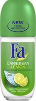 Fa Deodorant Roller Caribbean Lemon (50ml)