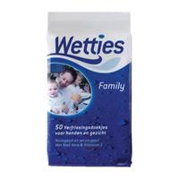 Wetties Family Verpakking