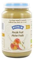 Biobim Perzik Fruit 6mnd
