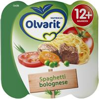 Olvarit Spaghetti Bolognese Vanaf 12 Mnd