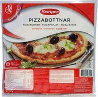 Semper Soft Pizzabodems 2st