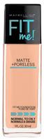 Maybelline Fit Me Matte and Poreless Foundation 130 Buff Beige - Medium huid, neutrale ondertoon