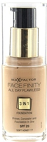 Max Factor Face Finity 3in1 Foundation -77 Soft Honey