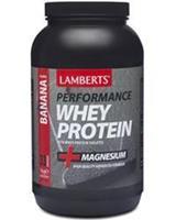 Lamberts Voedingssupplementen whey protein banana 7001 1000 gram