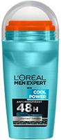 Loreal Men Expert Deoroller - Cool Power 50 ml
