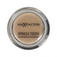 Max Factor Miracle Touch Skin Smoothing Foundation 045 Warm Almond