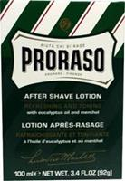 Proraso Green Aftershave Lotion