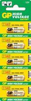 GP Batteries GP23AF Speciale batterij 23A Alkaline 12 V 38 mAh 5 stuk(s)