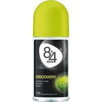 8x4 Roll-on Deodorant - Discovery FM - 50 ml