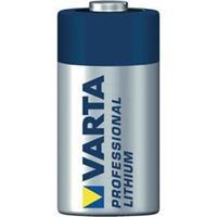 Varta Electronics CR 123 CR123A Fotobatterij Lithium 1430 mAh 3 V 1 stuk(s)