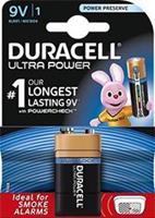 Duracelll Ultra 9V
