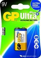 Batterij alkaline LR22 9 V Ultra Plus 1-blister