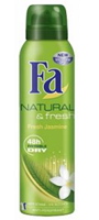 FA Deodorant Deospray - Natural & Fresh Jasmijn 150 ml