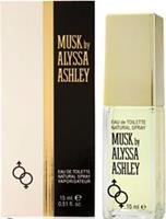 Alyssa Ashley Musk Eau De Toilette Natural Spray 15ml