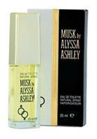 Alyssa Ashley Musk Eau De Toilette Natural Spray 25ml