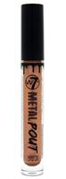 W7 Metal Pout Matte Lipgloss - Heavy Metal 3ml