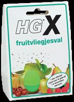 HG X Fruitvliegjesval