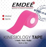 Emdee Kinesiology Tape Roze Non Cut