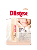 Blistex Triple Butters Blister (4.25g)
